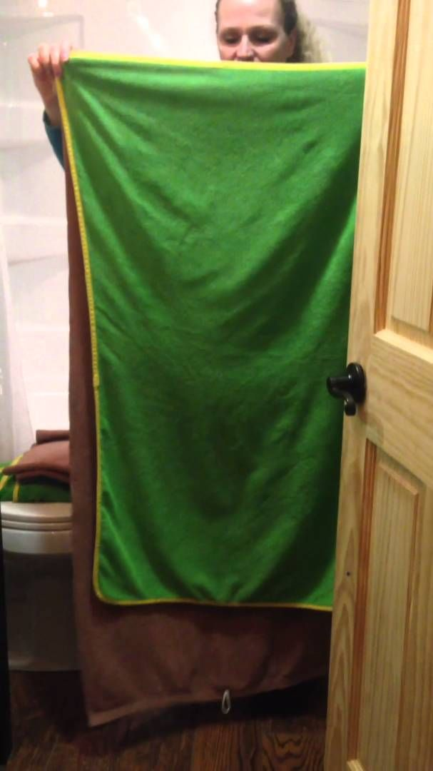 Norwex Bath Towels Mesmerizing Norwex Bath Towel Demo  Clean And Green  Pinterest  Towels Inspiration