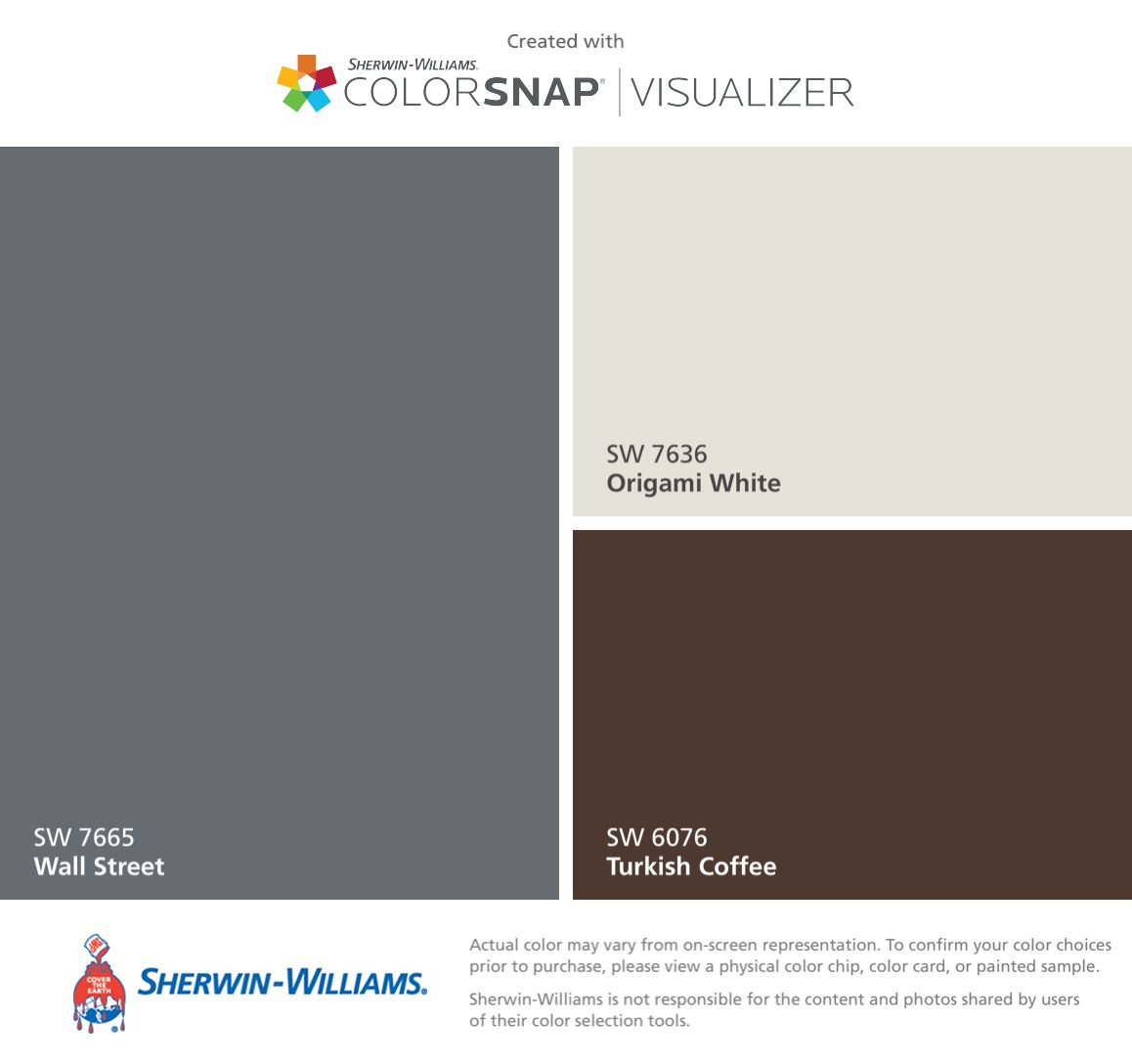 I Found These Colors With ColorSnap® Visualizer For IPhone