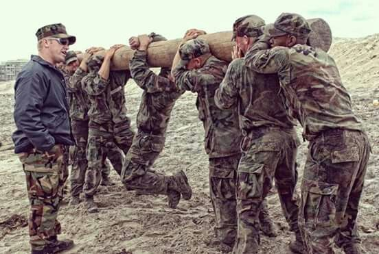 Navy Seals in Training 0bbba53a374
