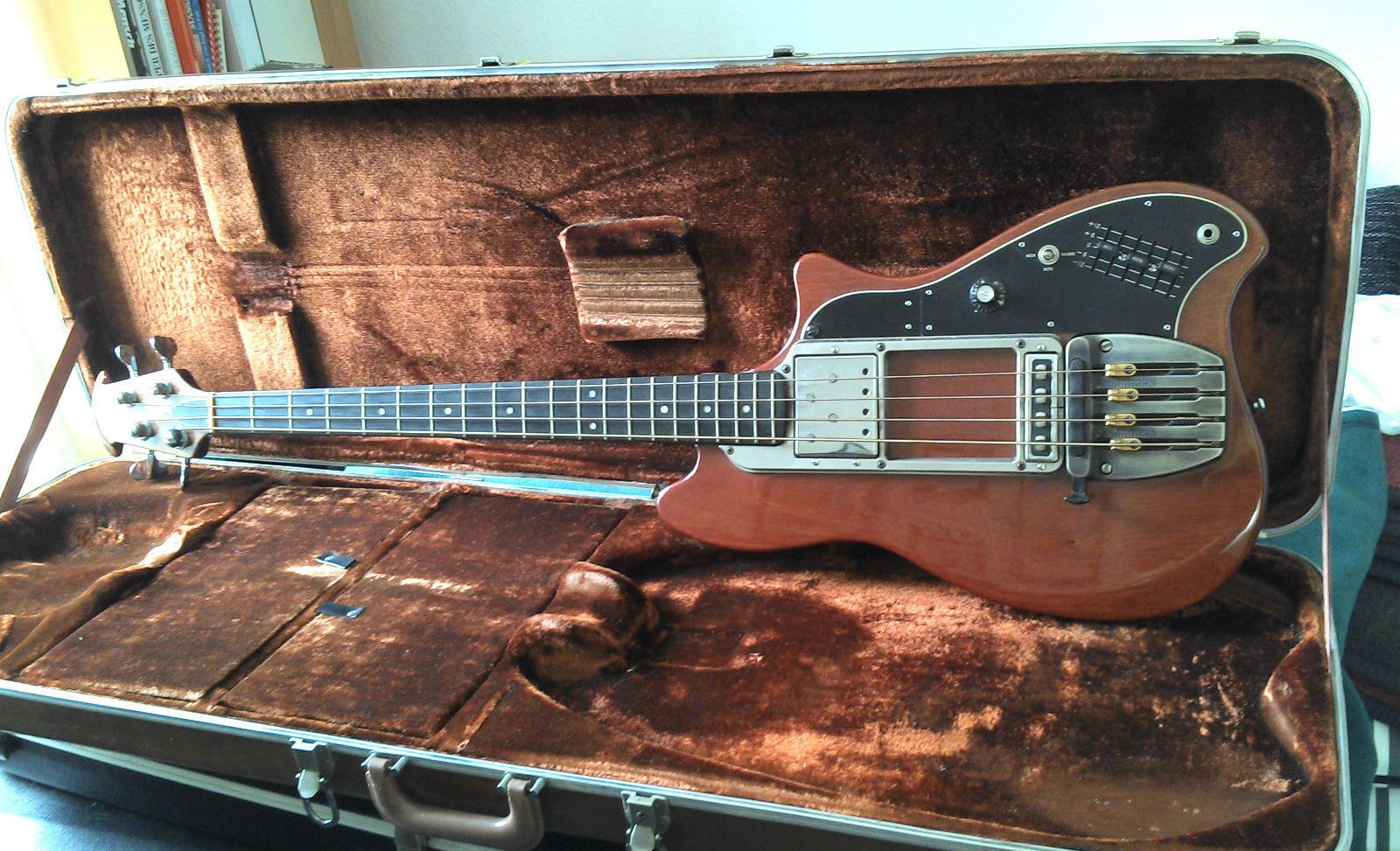 E-Bass-Ovation 1979 Magnum 1   eBay