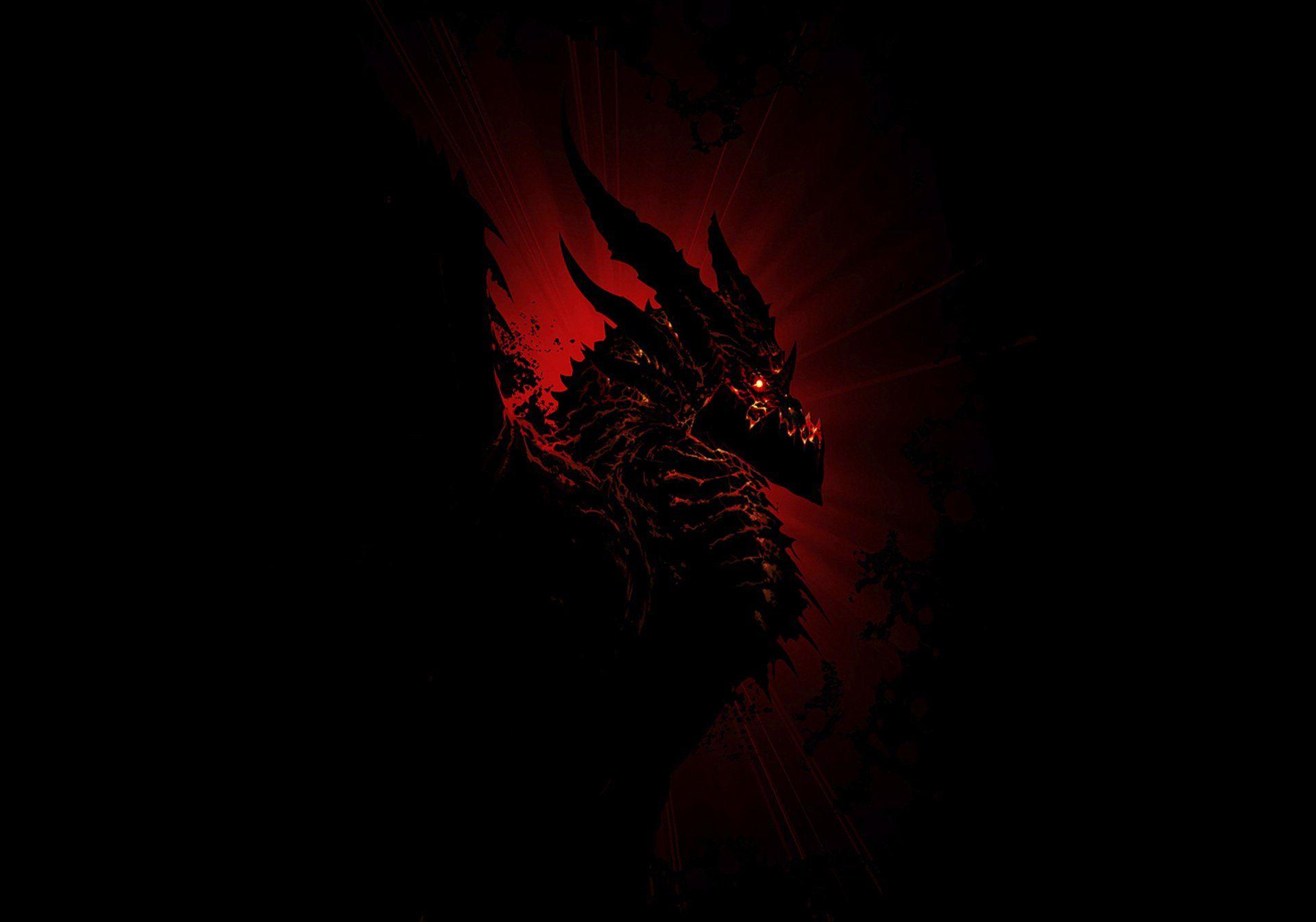 Warcraft World Of Warcraft Fantasy Mmorpg Deathwing Black Dragon