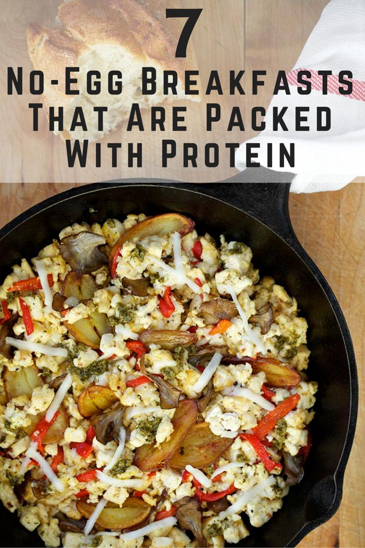 7 Eggless HighProtein Breakfasts High protein breakfast