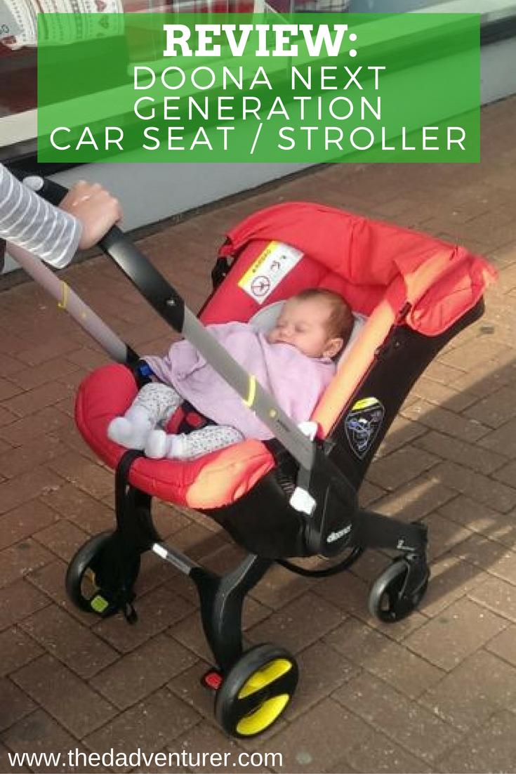 Review Doona NextGeneration Car Seat With Isofix Base
