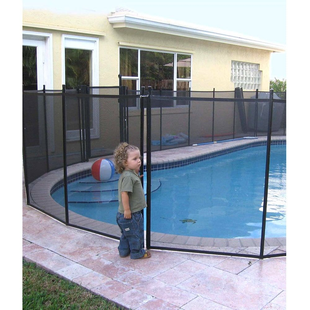 Water Warden Pool Safety Fence Shopping
