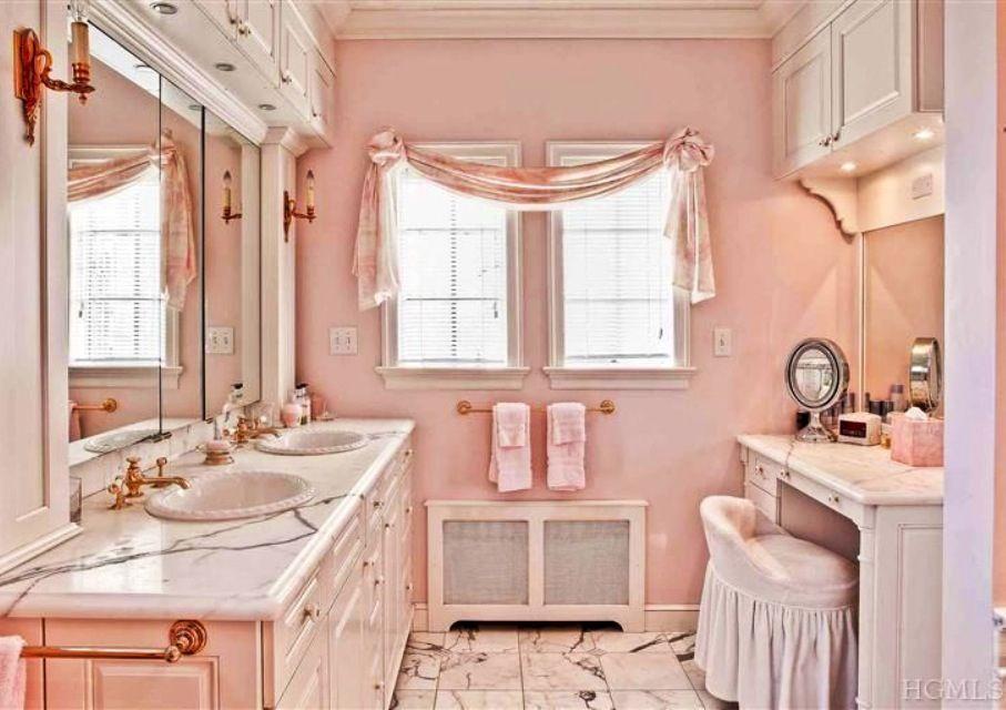 Banheiro de princesa!!!