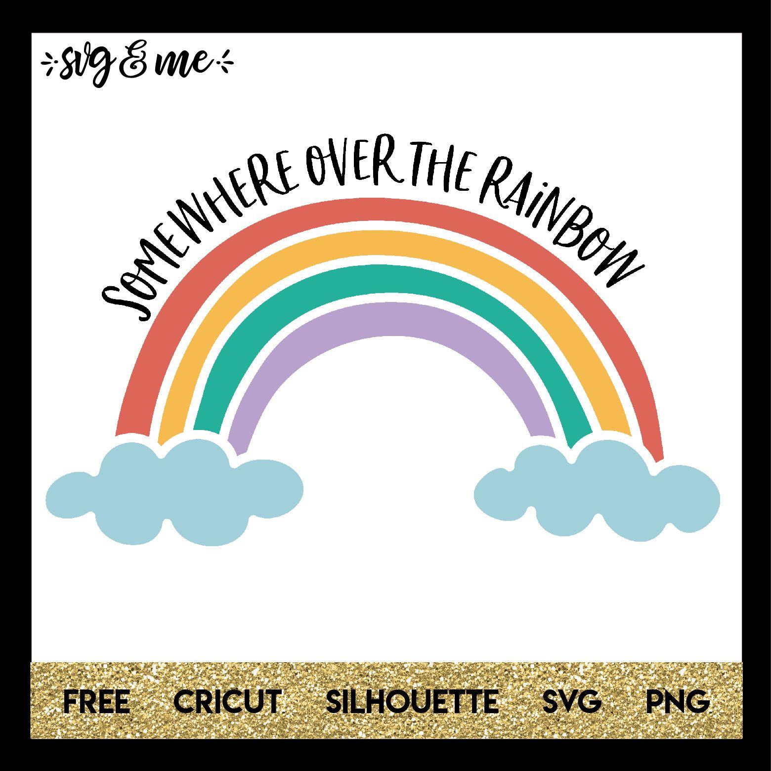 Somewhere Over The Rainbow Girls Room