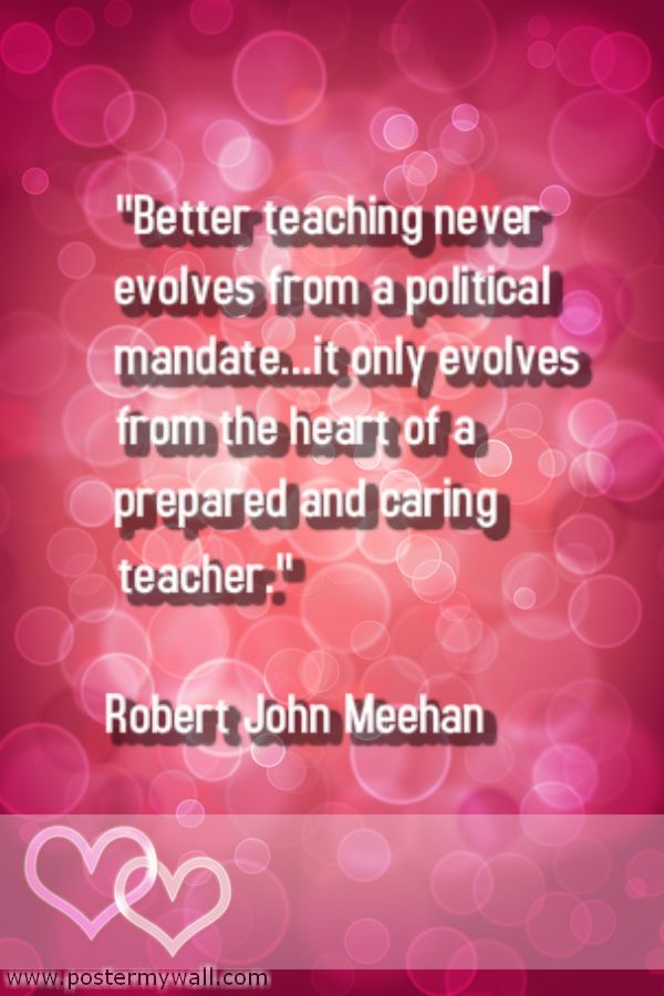 better teaching evolves from    | School Things | Teaching