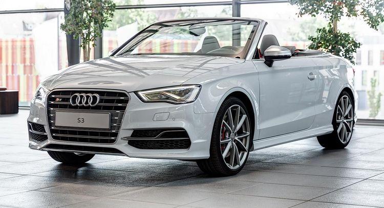 Audi A3 Cabriolet 2016 Los Mejores Autos