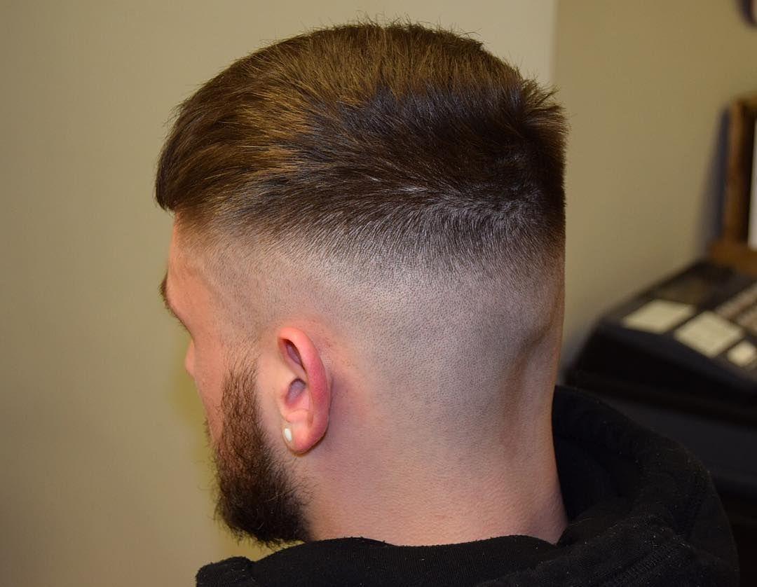 Manner Frisur Seiten Auf Null