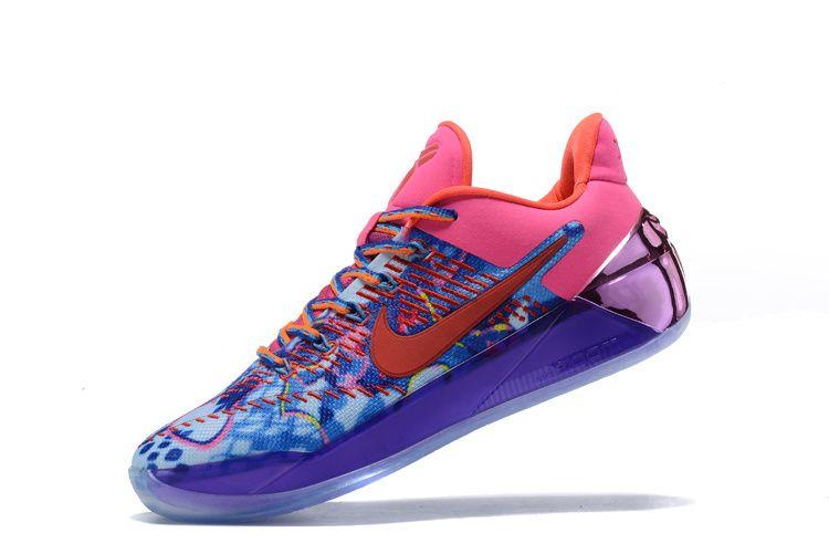 2017 Newest Nike Kobe AD What The Kobe Custom What - Click Image to Close