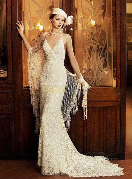 Old Hollywood Wedding Dress - Ocodea.com