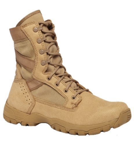 Desert Boots Tactical Research By Belleville Tr393 Light Weight Sizes 3 9 5 R W Tactical Boots Military Boots Weather Boots