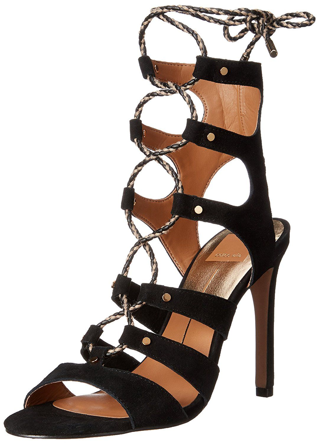 3b98212db84 Dolce Vita Women s Howie Gladiator Sandal     You can get more details here    Block heel sandals