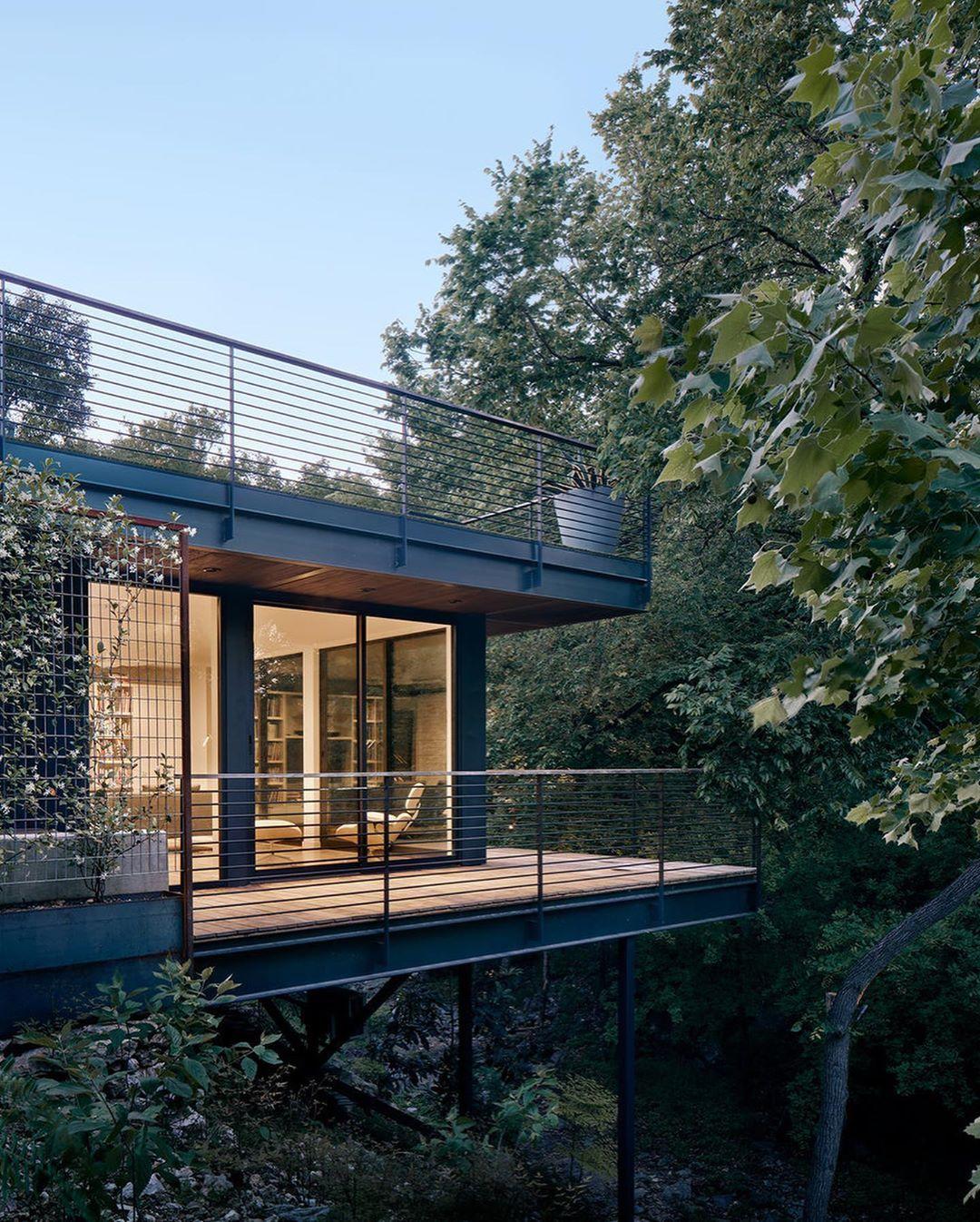 Architecture Addicted Avec Airbnb Recoit 34 Euros En Cliquant Ici Locations Vacances Immobilier Terrasse Suspendue