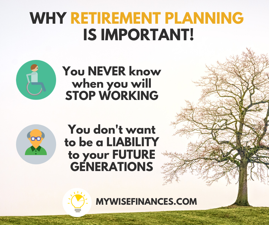 Why Retirement Planning Is Important Now If You Want To Ensure A