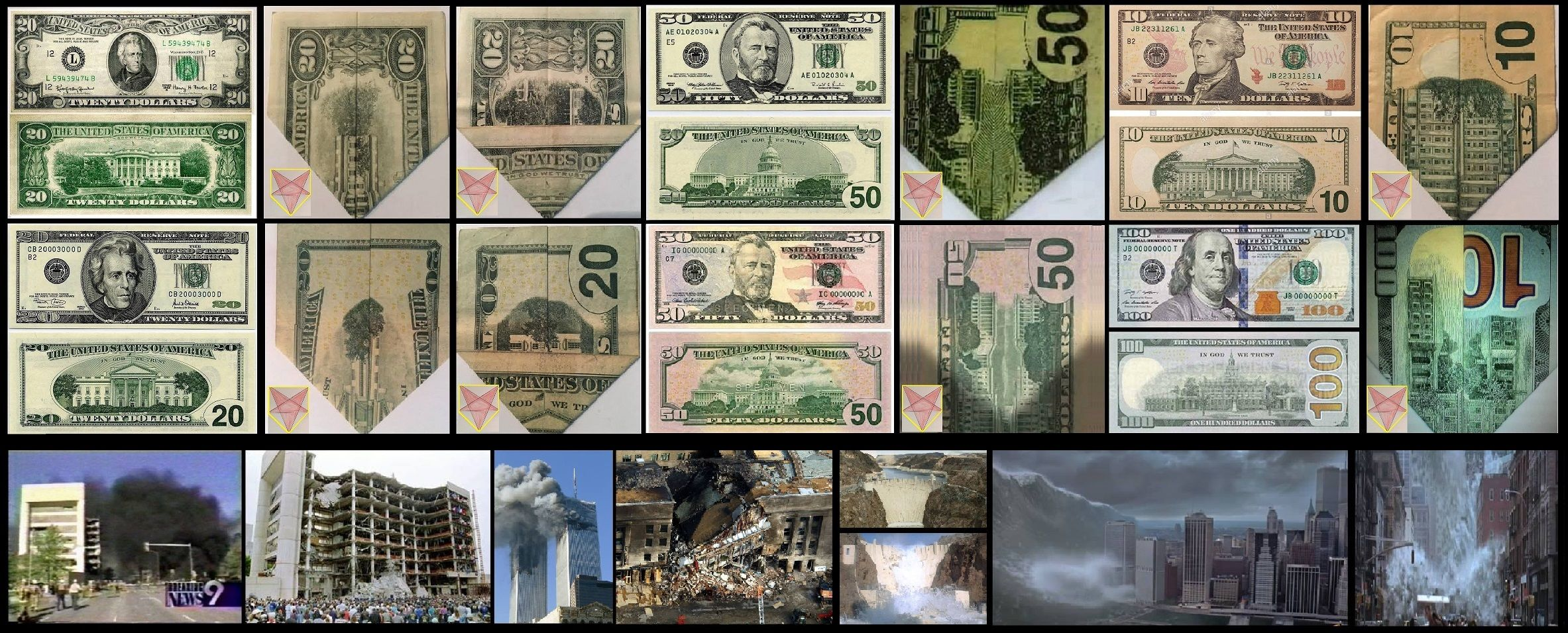 It's All On The Money & The World Will Be Flipped Upside