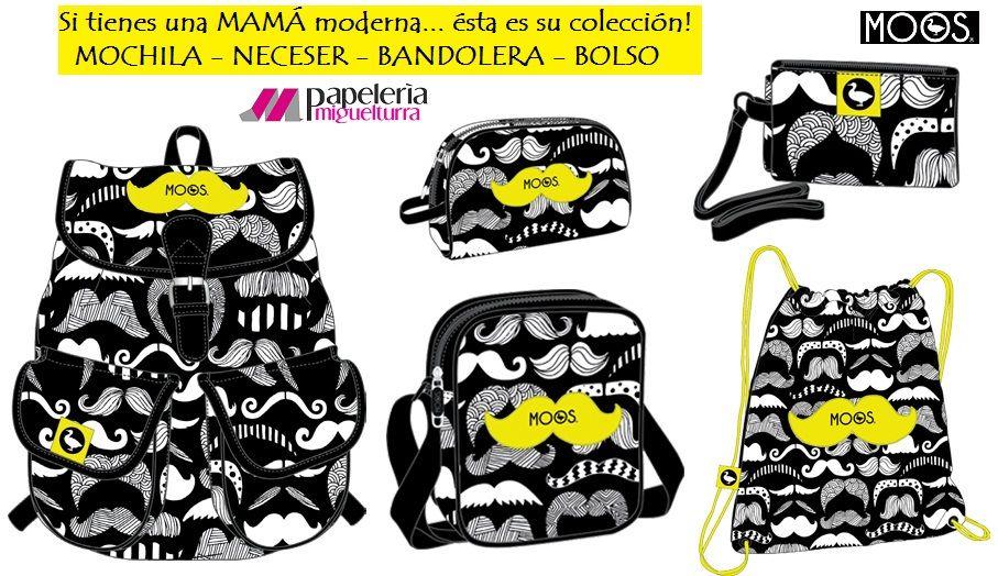Si quieres hacer un #regalo especial... aquí tienes esta #colección de la marca #MOOS que le encantará a todo el mundo