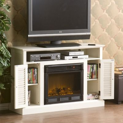 Wildon Home Fox 50 Tv Stand With Electric Fireplace 515 99 3