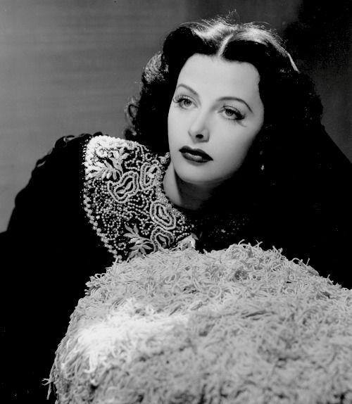 "meganmonroes: """"Hedy Lamarr in 1942. "" """