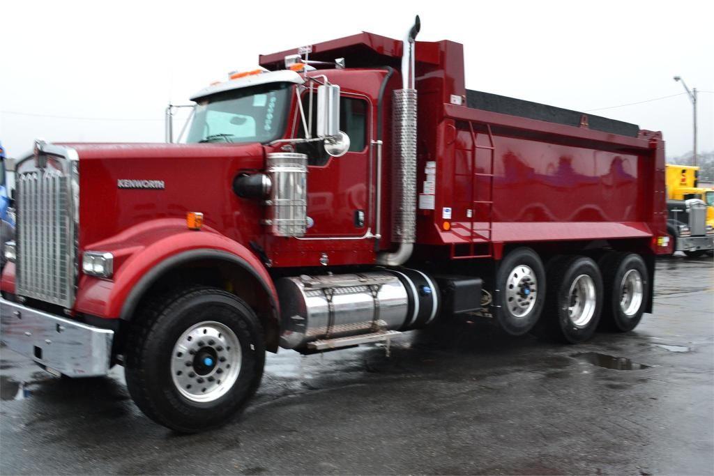 KENWORTH TRUCK DUMP | Trucks, Dump trucks, Big trucks Kenworth Dump Trucks Pics