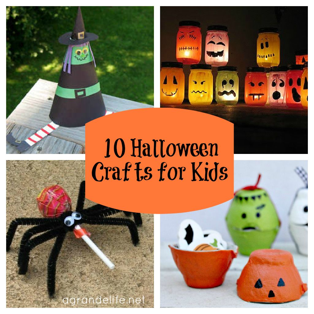 halloween crafts 10 halloween crafts for kids 10 u2032s of fall