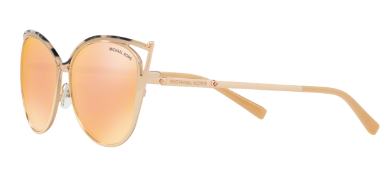 bff7c84a3a0af Sunglasses - Michael Kors MK1020 INA - 11657J Pink Pink Eye Shapes