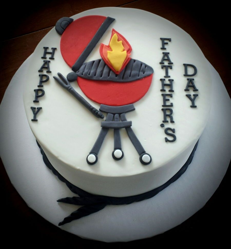 Grill Master Fathers Day On Cake Central Adult S