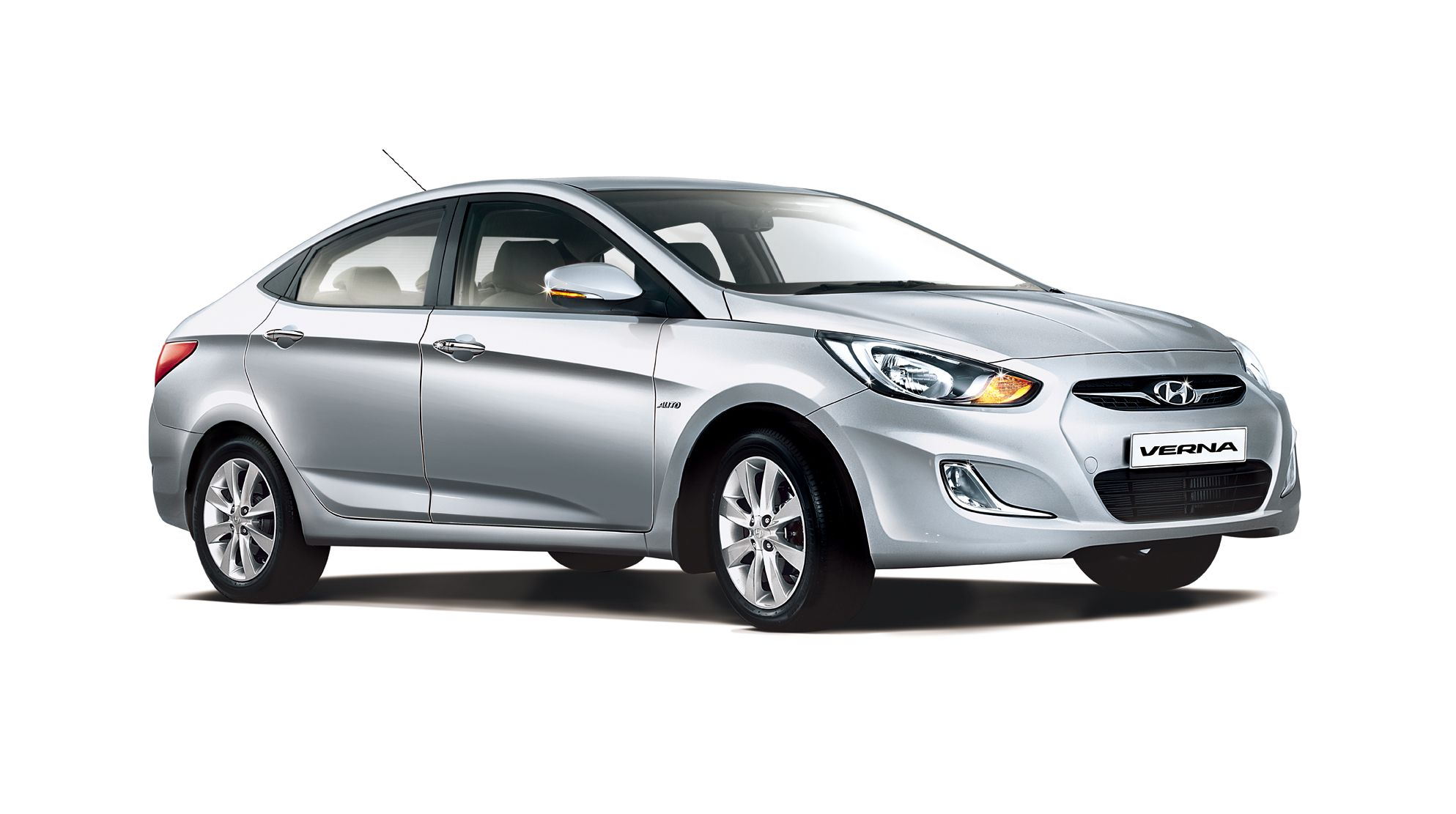 Hyundai Verna dual experience Car, Vehicles, Bmw