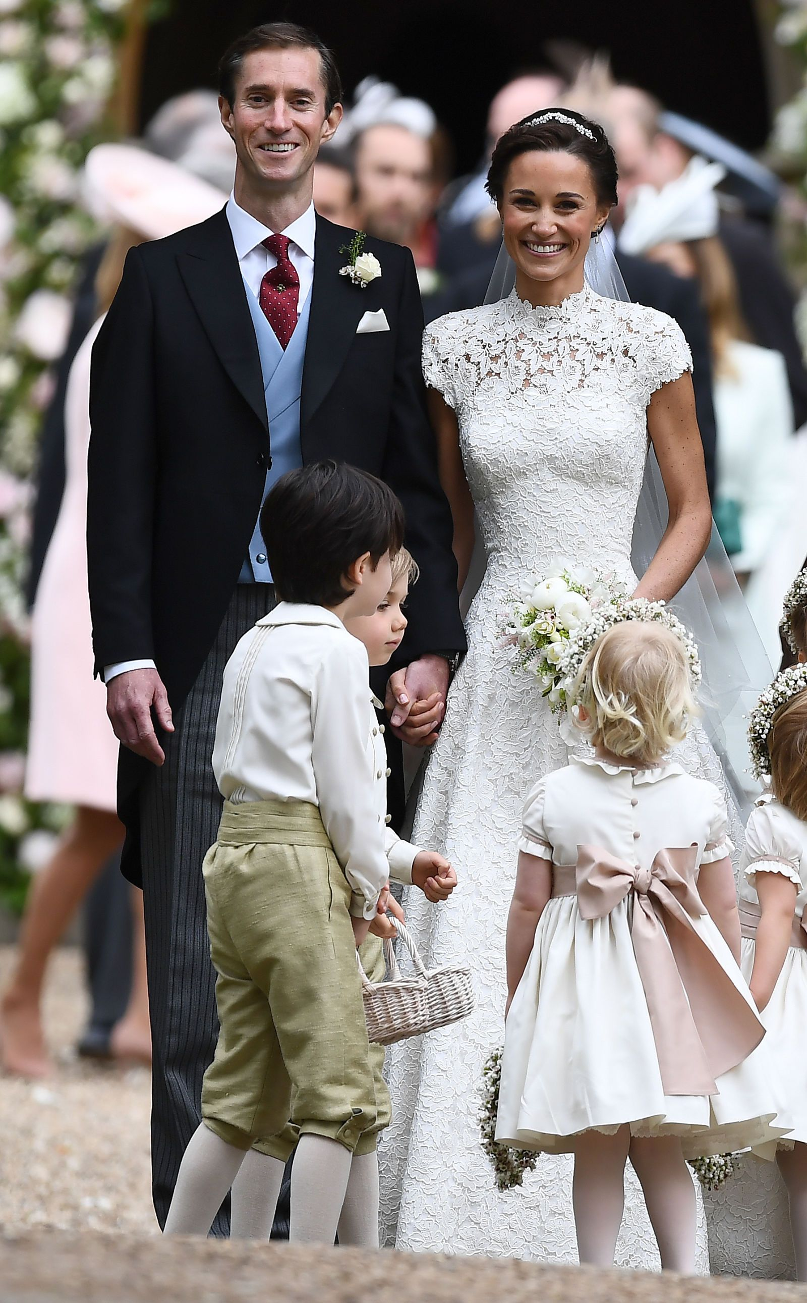 Pippa S Wedding.Here S The First Look At Pippa Middleton S Wedding Ring Pretty