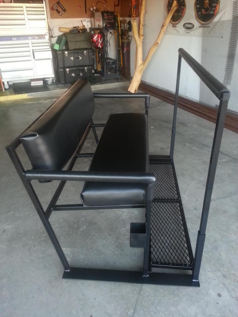 Selling A High Seat For A Polaris Ranger Has Cup Holders