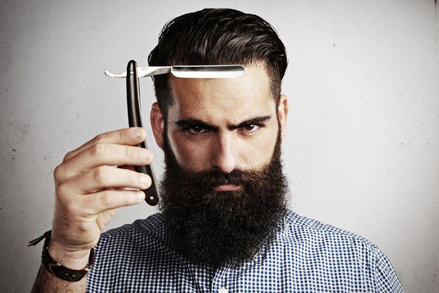 Tipos de barba Efeitos Colaterais Pinterest Ems and Beleza
