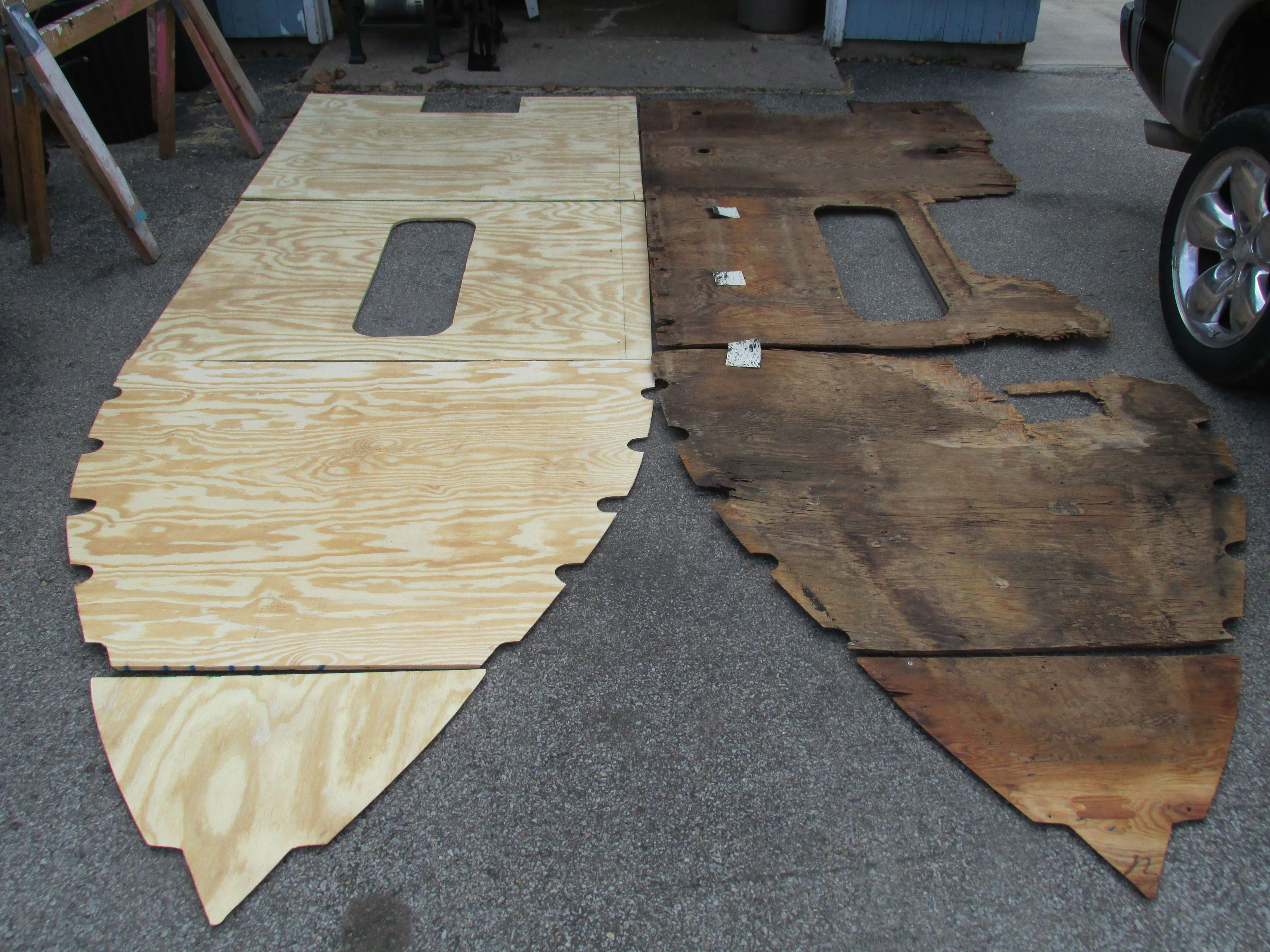 What Kind Of Plywood For Boat Floor Walesfootprint Org