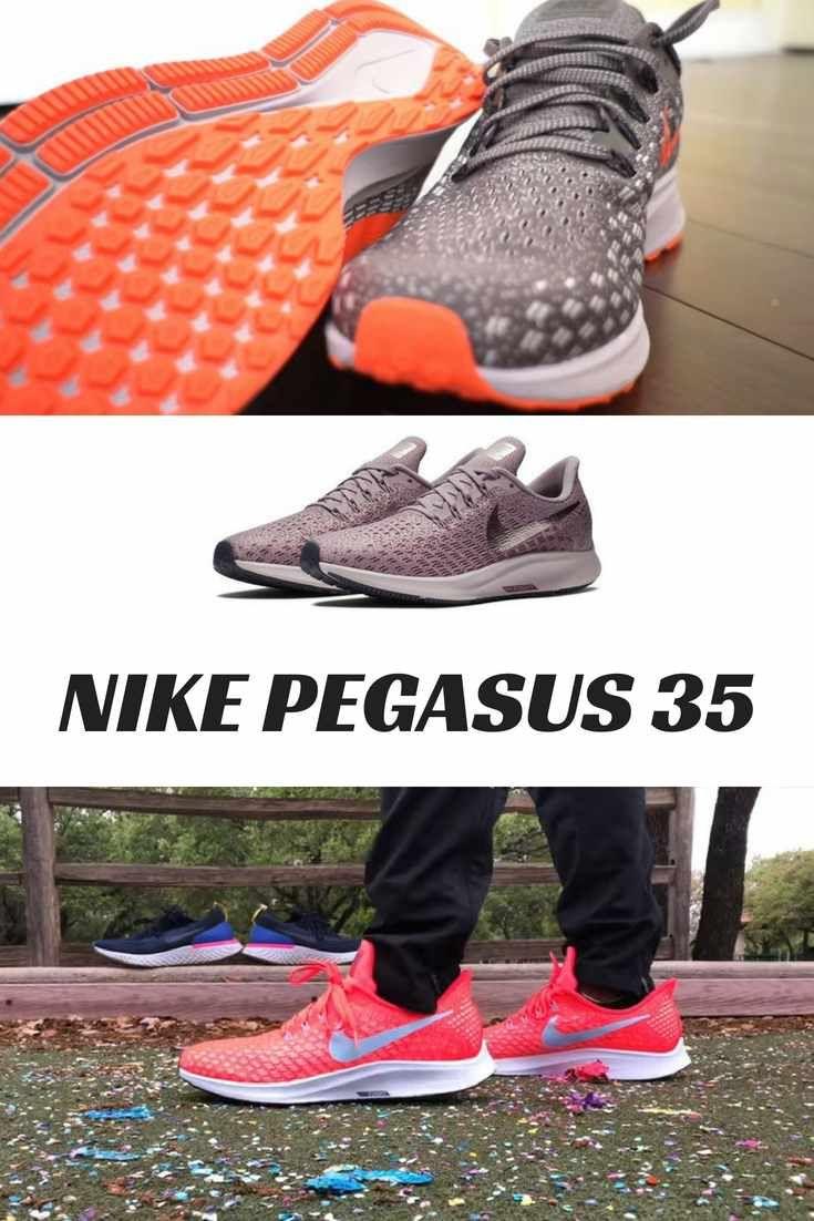 masculino prisión Menstruación  Nike Pegasus 35: Análisis y Review | Nike pegasus, Zapatillas para correr,  Nike