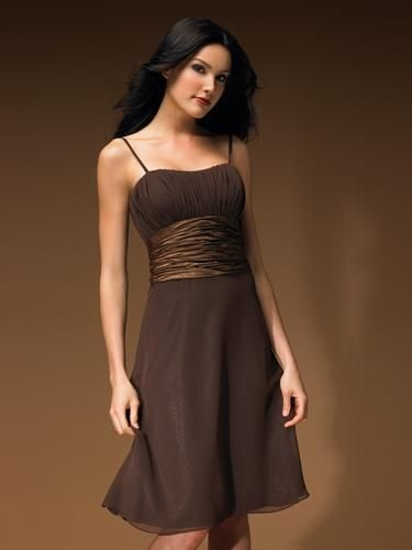 Brown Formal Dresses