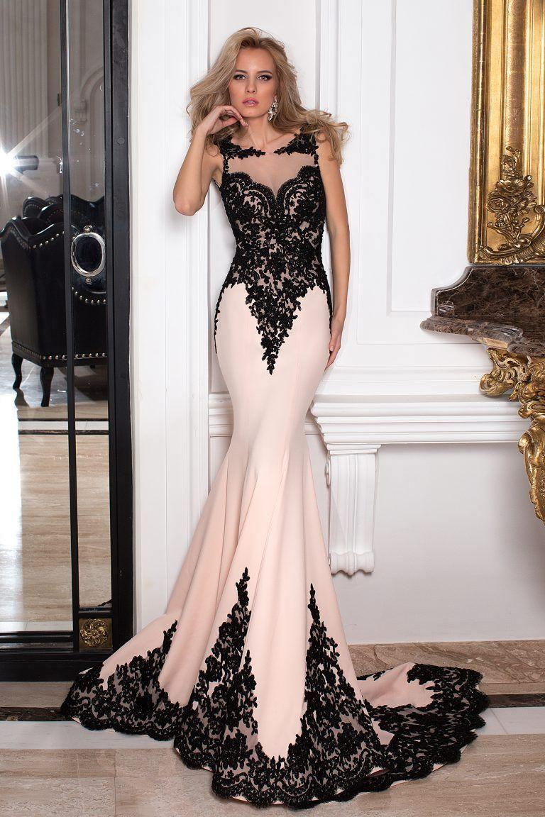 Découvrez notre modèle Cercei, une robe de cocktail coupe sirène ...