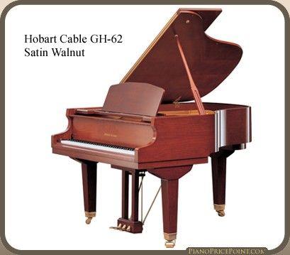 Hobart Cable Gh62 Grand Piano Piano Piano Prices Piano Brands