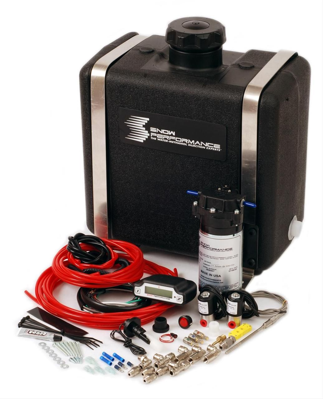 Snow performance diesel tow max water methanol injection systems 47103