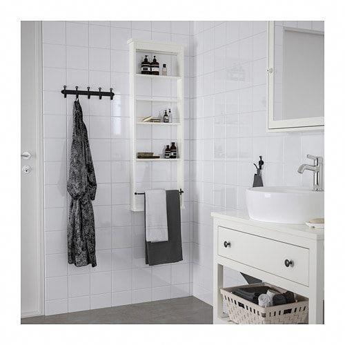 Photo of HEMNES Vegghylle – hvit – IKEA #ikeabathroom