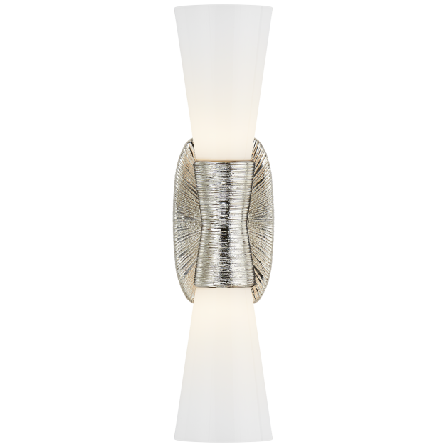 Utopia small double bath sconce height 45 width 18 extension utopia small double bath sconce height 45 width 18 extension mozeypictures Choice Image
