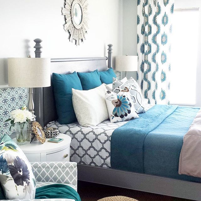 Shop This Room Master Bedroom Room Makeover Accent Walls In Living Room Living Room On A Budget