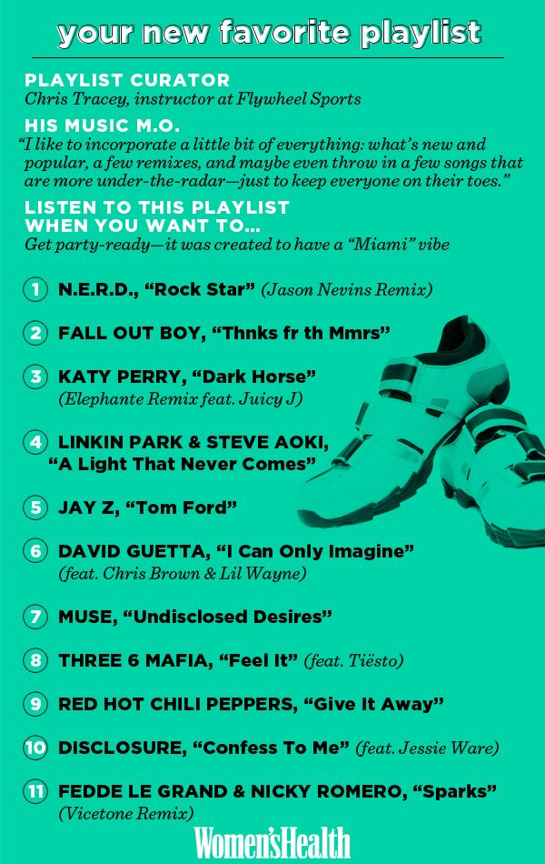A 45-Minute Cardio Playlist That Feels Like a Party
