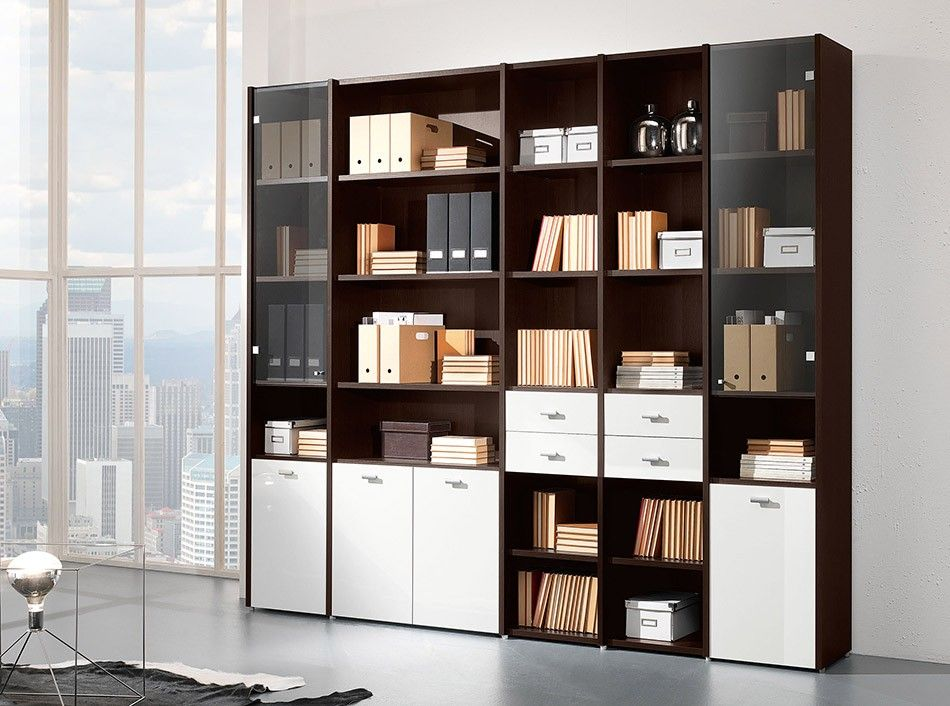 Modern Office Library Composition VV LE5068   $2,799.00