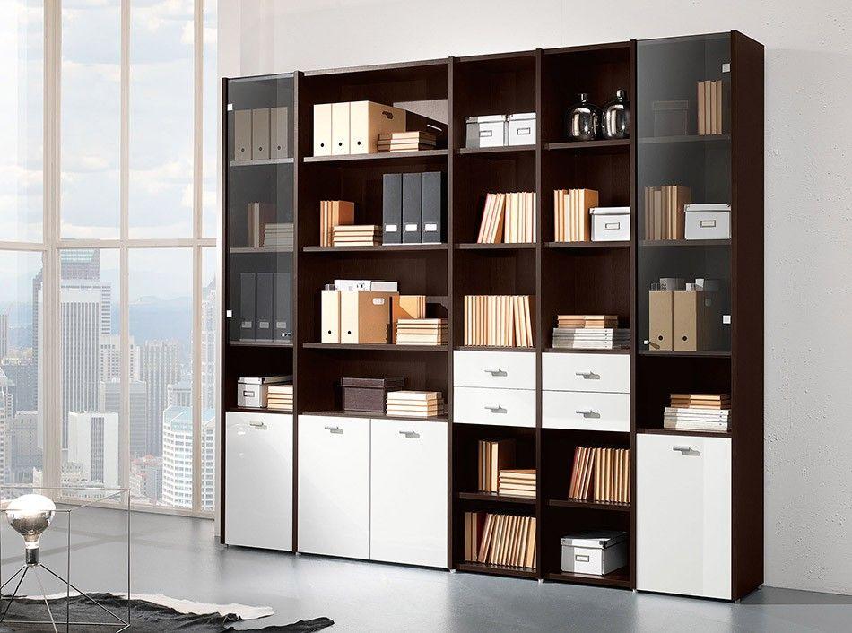 Modern Office Library Composition Vv Le5068 2 799 00 Văn Phong Vans Phụ Kiện