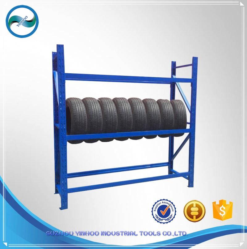 High Quality China Supplier Steel Powder Coating The Tire Racks New Powder Coating Racks Suppliers