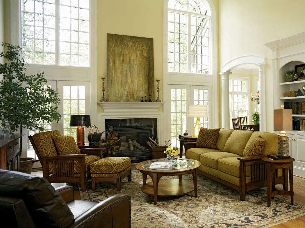 room - Traditional Living Room Design Ideas