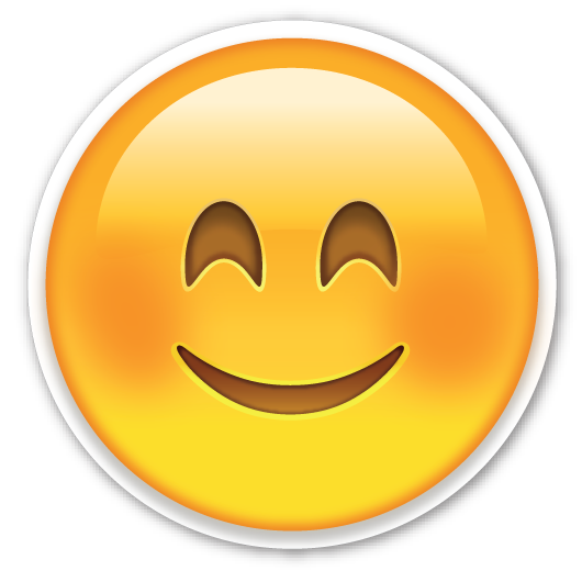 Smiling Face With Smiling Eyes Emojistickers Com Emoji Resimler Duygular