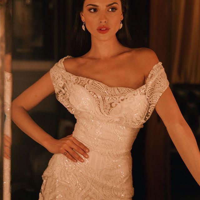 Viva México! 🇲🇽Emmy Weekend Wearing Dress: Vivienne