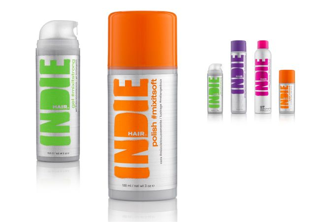 Hair Care packaging range