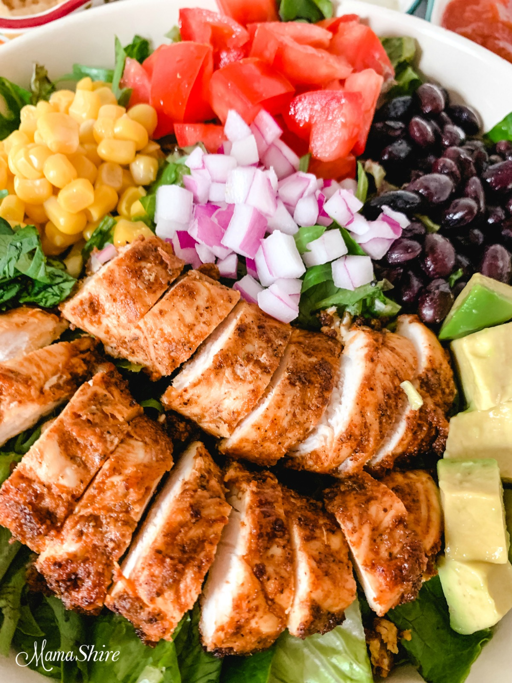 Low-Carb Taco Chicken Tenders Recipe - MamaShire