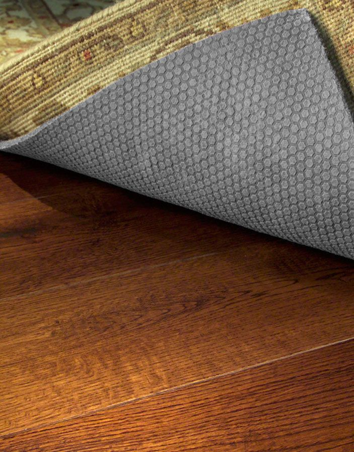 Ultra Premium Non Slip Rug Pad Protects And Floor Prevents Slipping It Is
